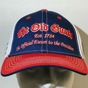 New the Old Guard hat to honor our servicemen